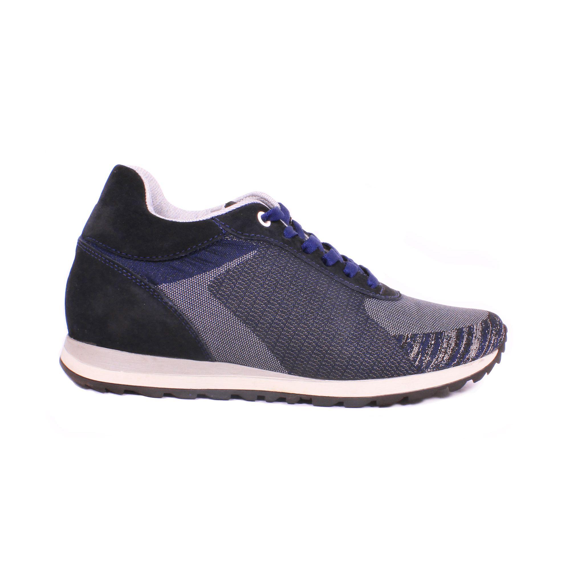 Tenis Unlimited Azul Max Denegri +7cm de Altura_70851