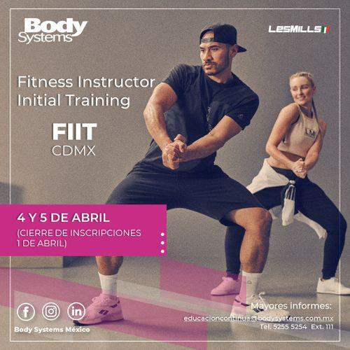 Certificación FIIT 2020 en Ciudad de México 4 y 5 abril