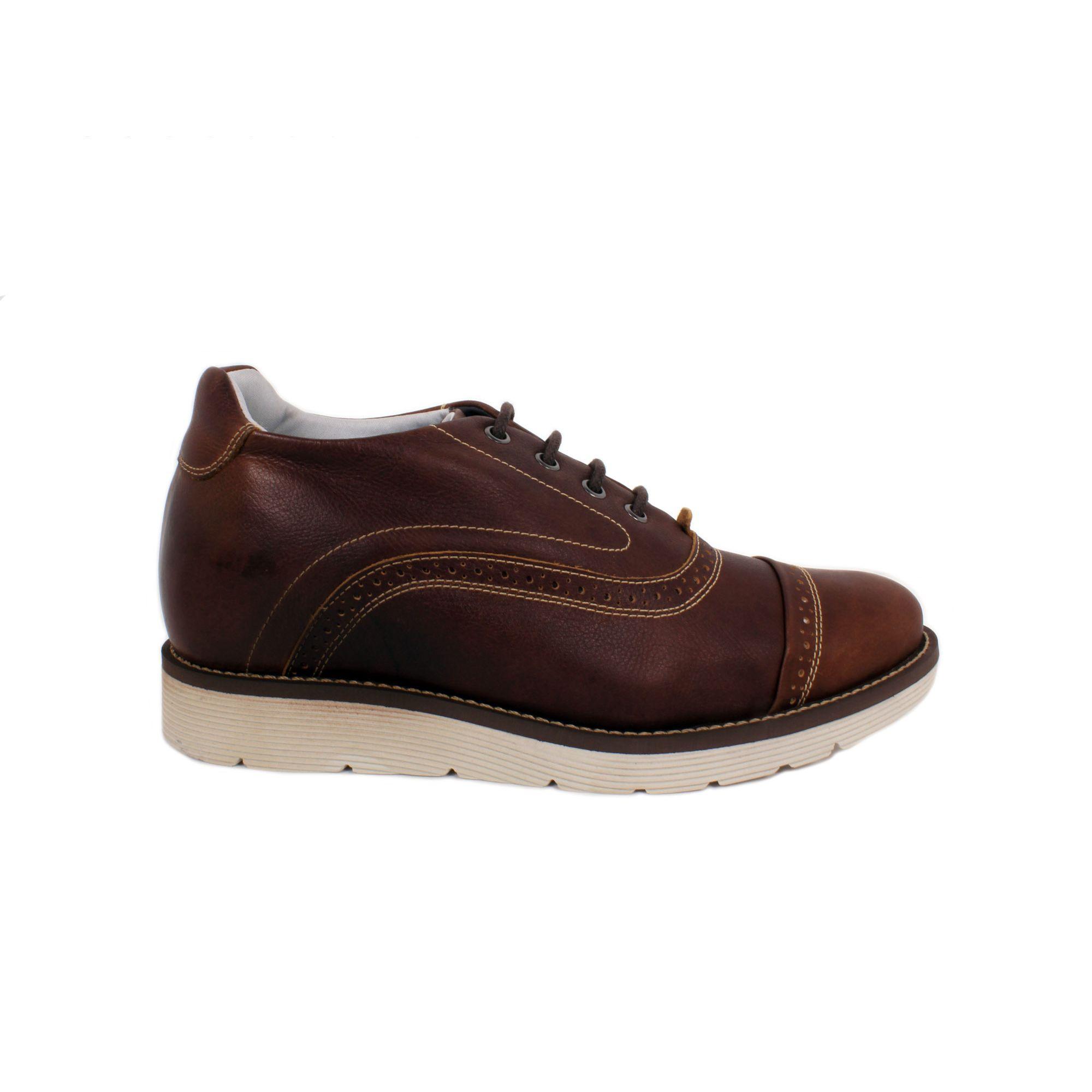 Zapato Casual Casino Café Max Denegri +7cm de Altura_70951