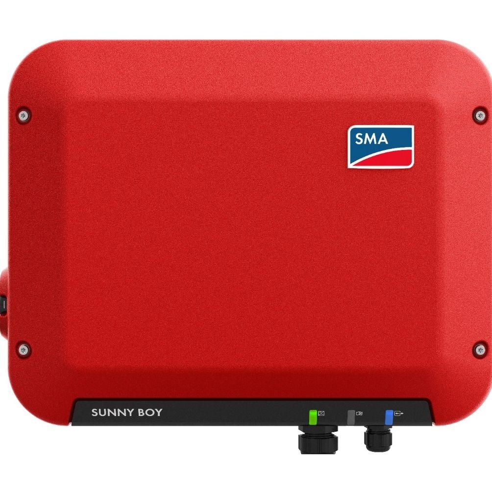 4 Paneles Solares con Inversor SunnyBoy 1.5 y Monitoreo por Internet_73812