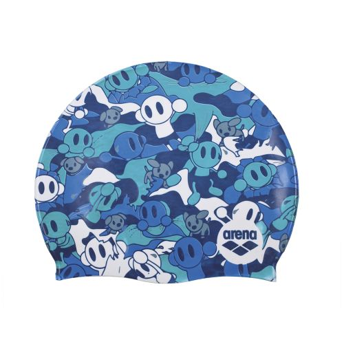 Gorro de natación para niños arena Kun Cap