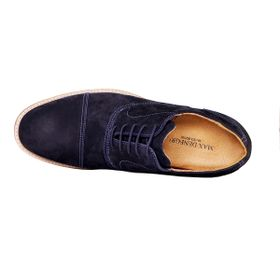 Zapato Casual Hippie Azul Max Denegri +7cms de Altura_72807