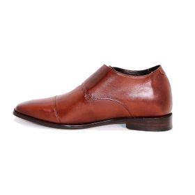 Zapato Formal Lawyers Café Oscuro Max Denegri +7cm de Altura_72736