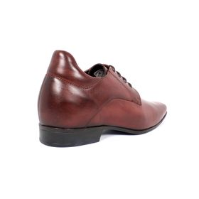 Zapato Formal Fashion Café Max Denegri +7cms de Altura_70824