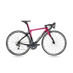 Bicicleta Pinarello Prince LC Ultegra Easy Fit Mujer 46 cm Negro/Rosa 2020