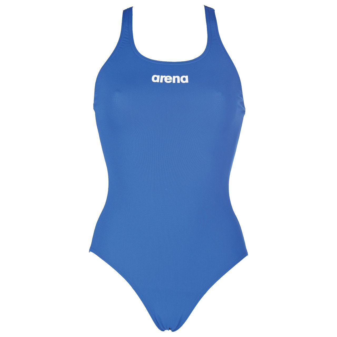 Traje de Baño Deportivo arena para Niña Solid Swim Pro con Forro_75956