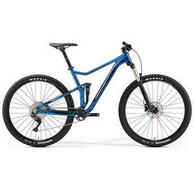 "Bicicleta Merida de Montaña Doble Suspensión One-Twenty 400 rodada 29"""