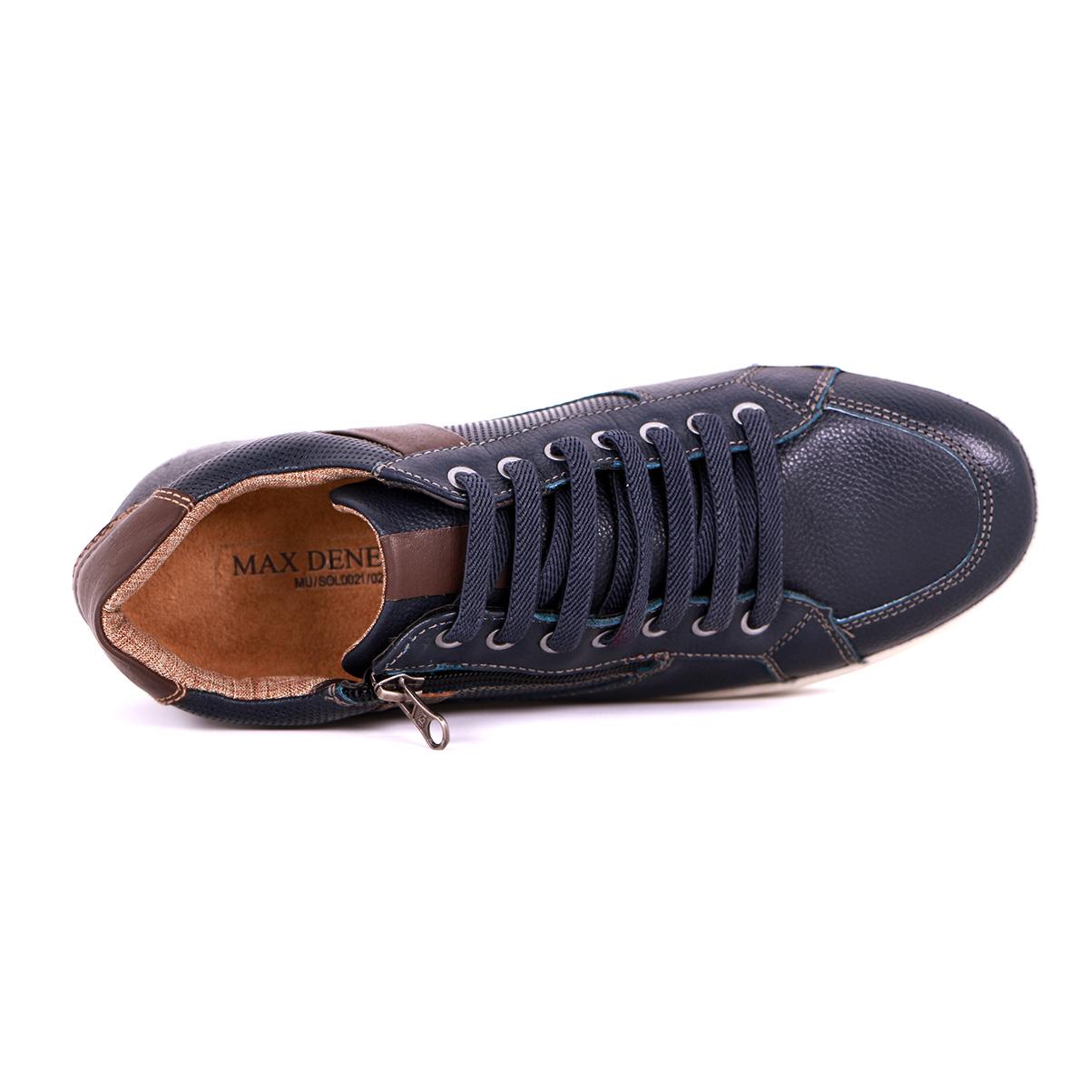Tenis Hidden Jeans Max Denegri +7cms De Altura _73363