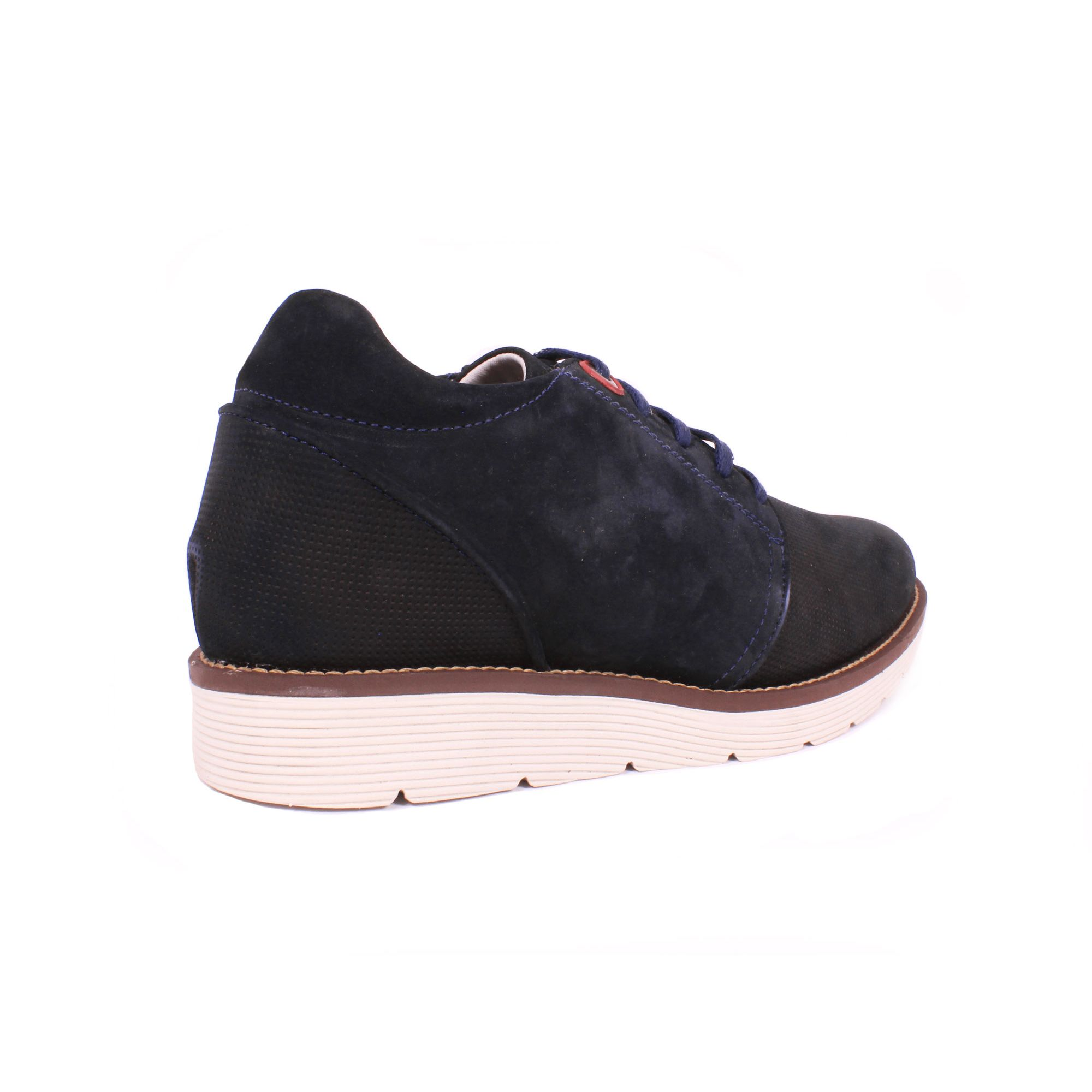 Zapato Casual Avenue Azul Max Denegri +7cms de Altura_70773