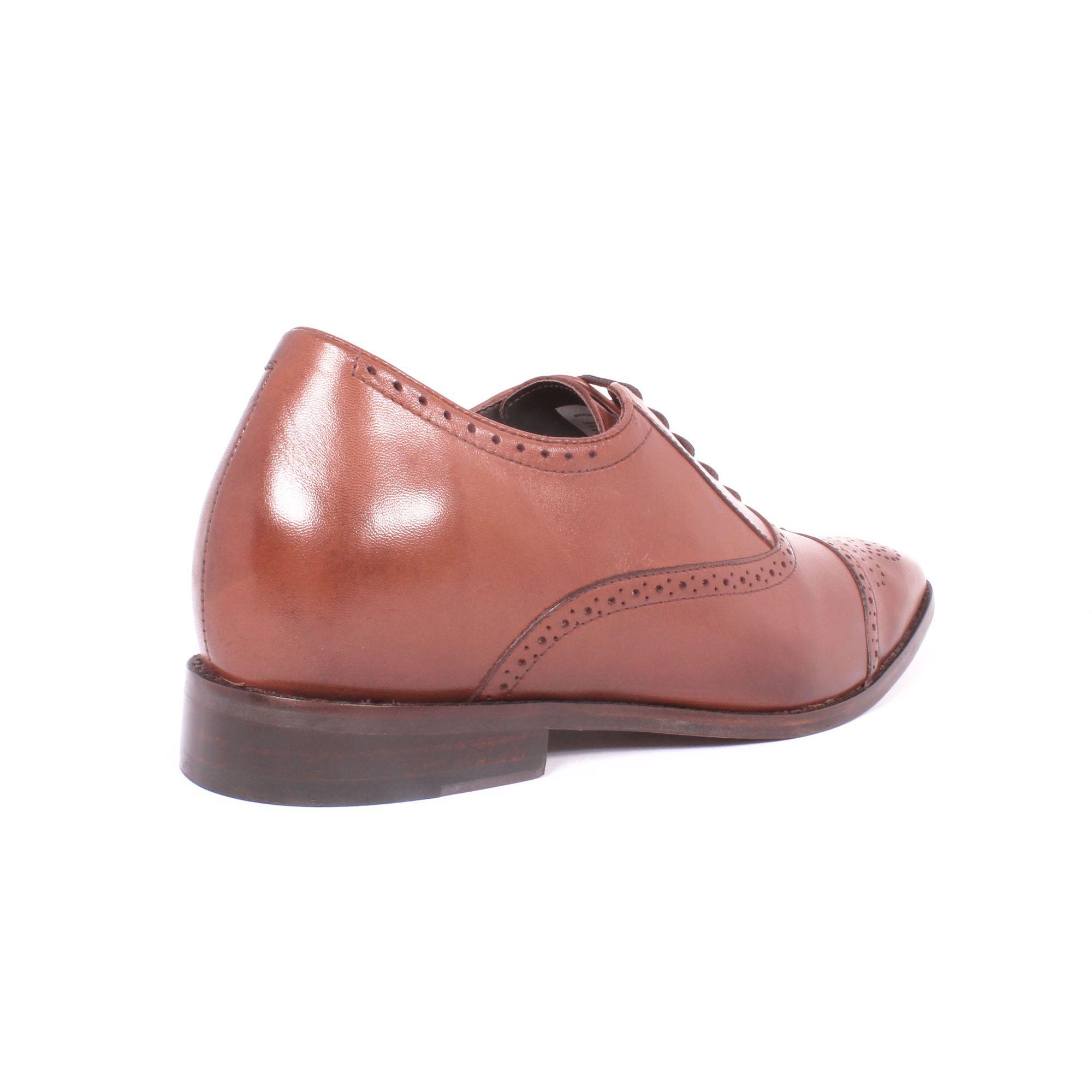 Zapato Formal British Café Max Denegri +7cms de Altura_70785