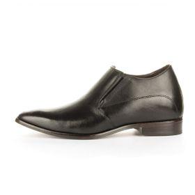 Zapato Formal Style Negro Max Denegri + 7cms de Altura _75831