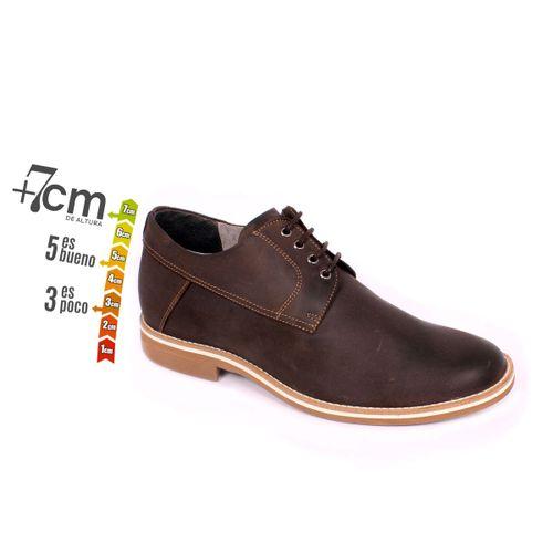 Zapato Casual Culture Café Max Denegri +7cm de Altura