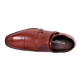 Zapato Formal Lawyers Café Oscuro Max Denegri +7cm de Altura_72813