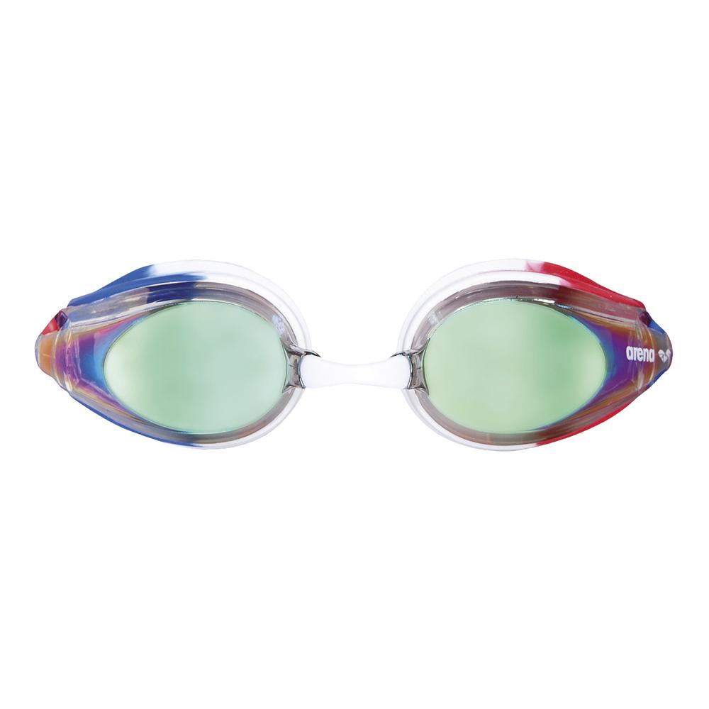 Goggles de Natación para Competición arena para Niños Tracks Mirror Junior_71831