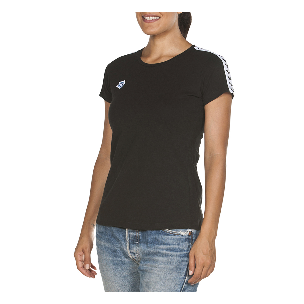 Camiseta Icons arena para Mujer Relax Team_5127