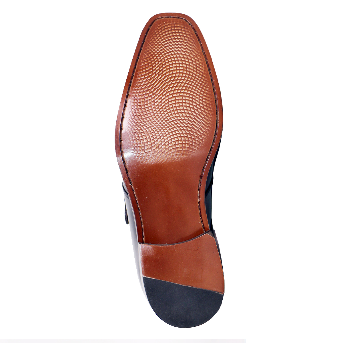 Zapato Formal Gentleman Negro Max Denegri +7cms De Altura_72726
