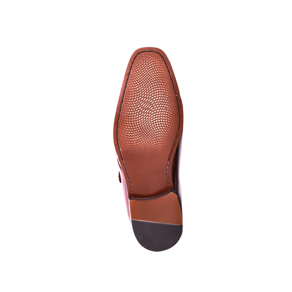 Zapato Formal Gentleman Café Oscuro Max Denegri +7cms de Altura_73379