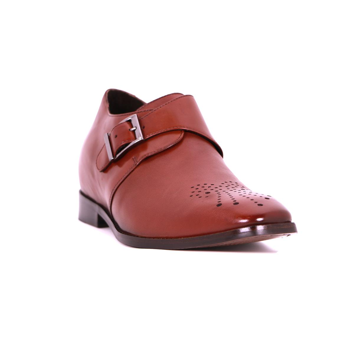 Zapato Formal Gentleman Café Oscuro Max Denegri +7cms de Altura_73374