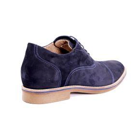 Zapato Casual Hippie Azul Max Denegri +7cms de Altura_72695