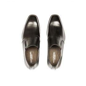 Zapato Formal Style Negro Max Denegri + 7cms de Altura _75833