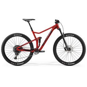 "Bicicleta Merida de Montaña Doble Suspensión One-Twenty 600 rodada 29"""