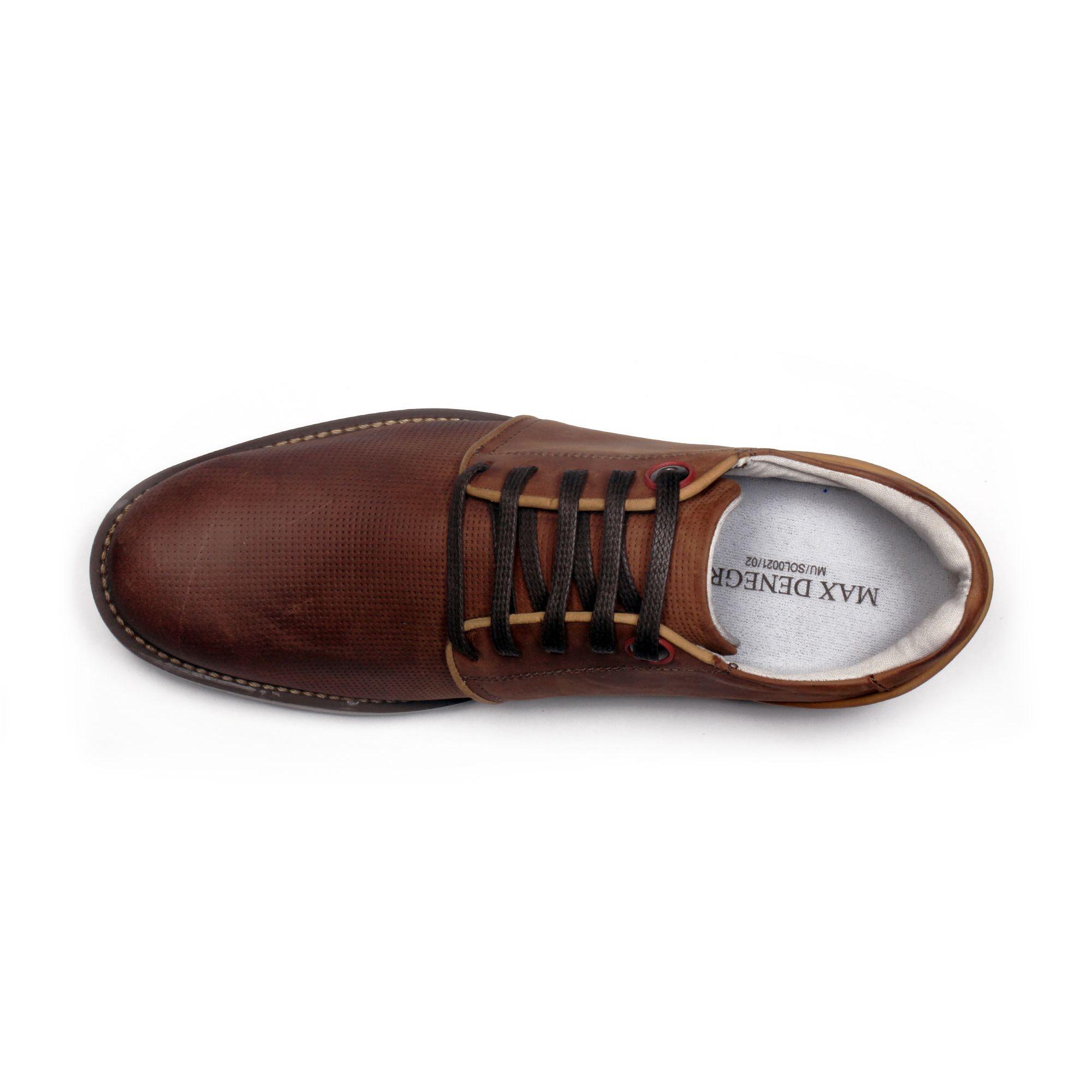 Zapato Casual Avenue Café Max Denegri +7cm de Altura_70777