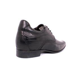 Zapato Formal Manager Negro Max Denegri +7cm de Altura_70827