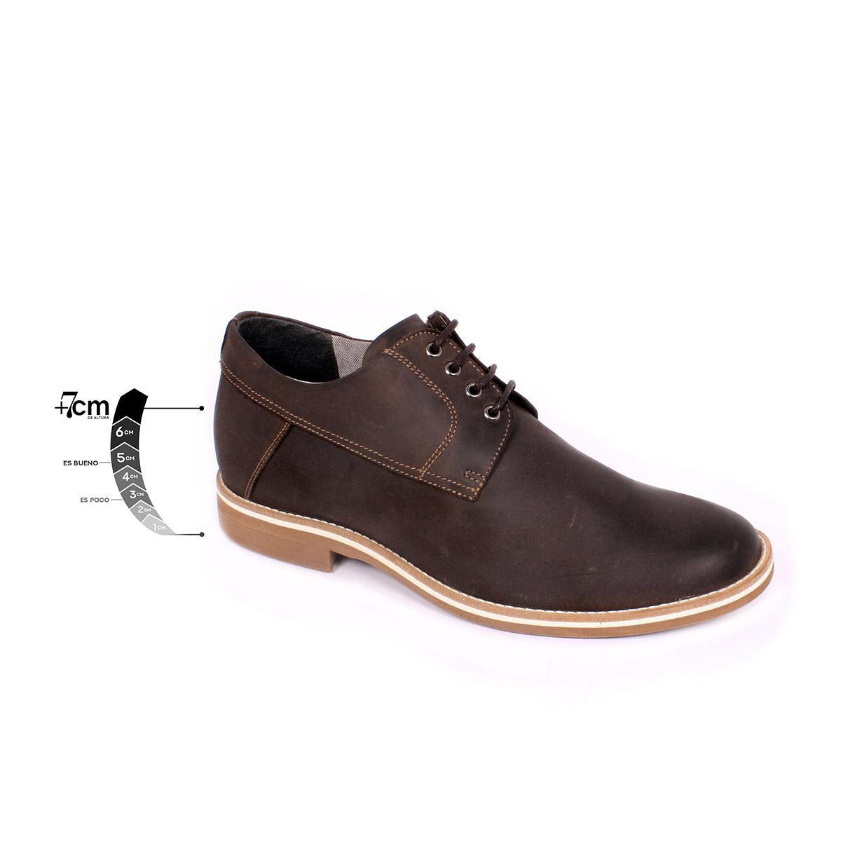 Zapato Casual Culture Café Max Denegri +7cms de Altura_75293