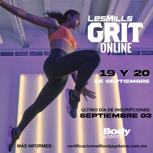 Modulo Inicial GRIT 2020 el 19 y 20 septiembre (ON LINE)