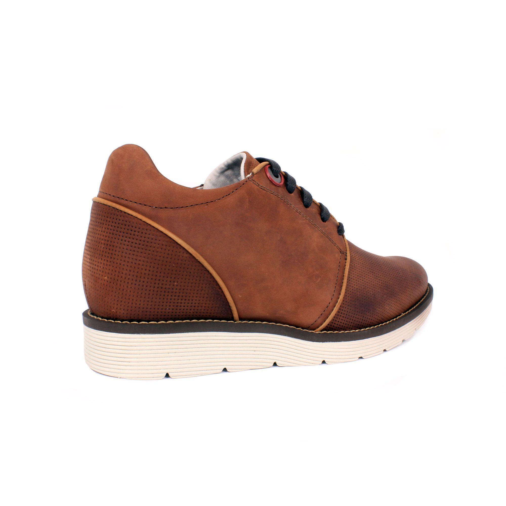 Zapato Casual Avenue Café Max Denegri +7cm de Altura_70776