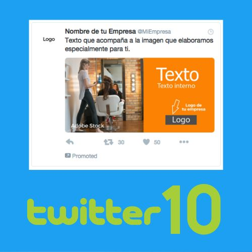 10 piezas de contenido para Twitter