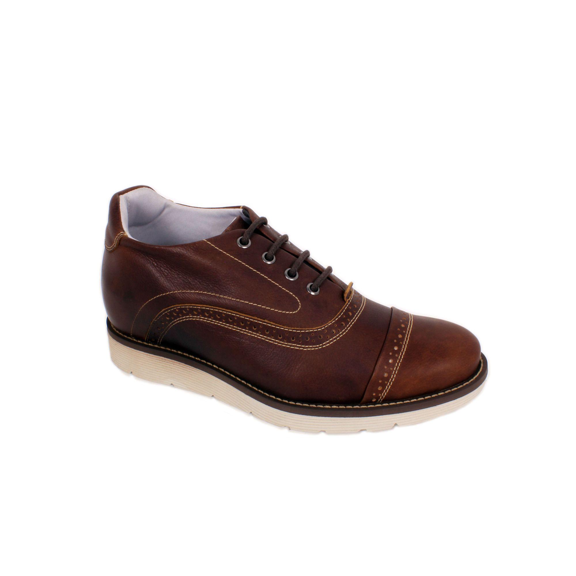 Zapato Casual Casino Café Max Denegri +7cm de Altura_70953