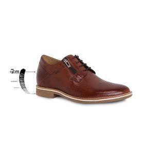 Zapato Casual Break Café Max Denegri +7cms De Altura_76294