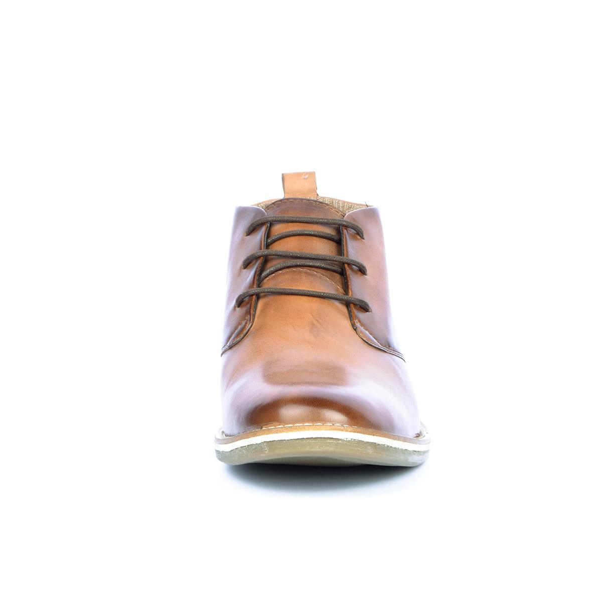 Botín Casual Indiana Miel Max Denegri + 7cms de Altura_75867