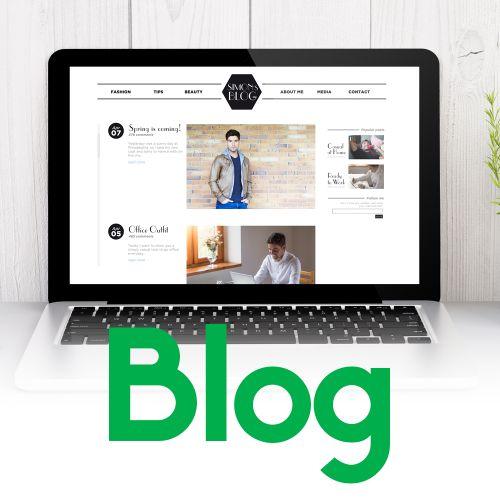 4 Entradas de contenidos para Blogs con foto