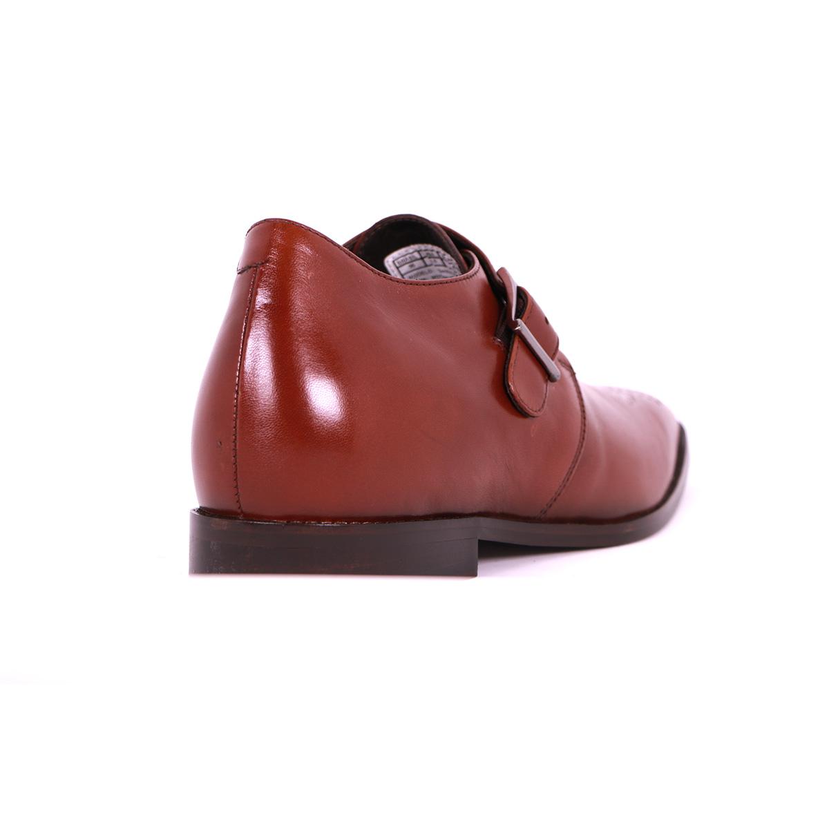 Zapato Formal Gentleman Café Oscuro Max Denegri +7cms de Altura_73377