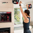 SMARTBAR™ y juego de pesas avanzado