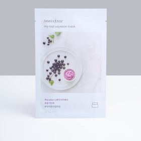 My Real Squeeze Mask Acaiberry Innisfree