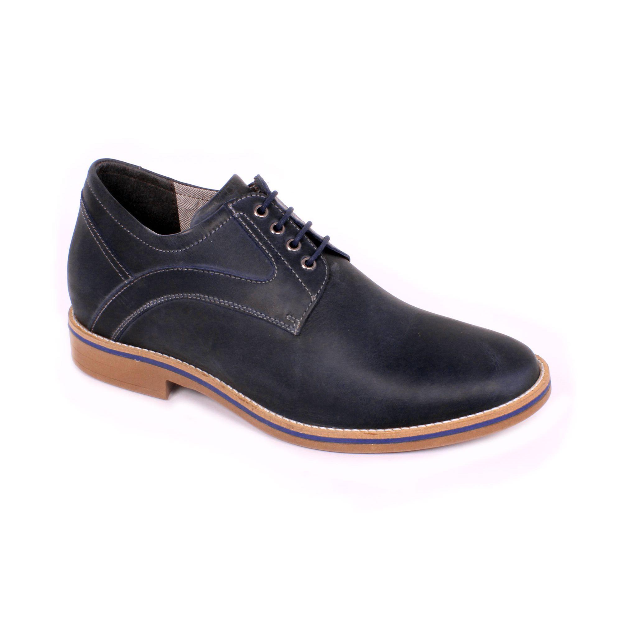 Zapato Casual Culture Azul Max Denegri +7cms de Altura_70793