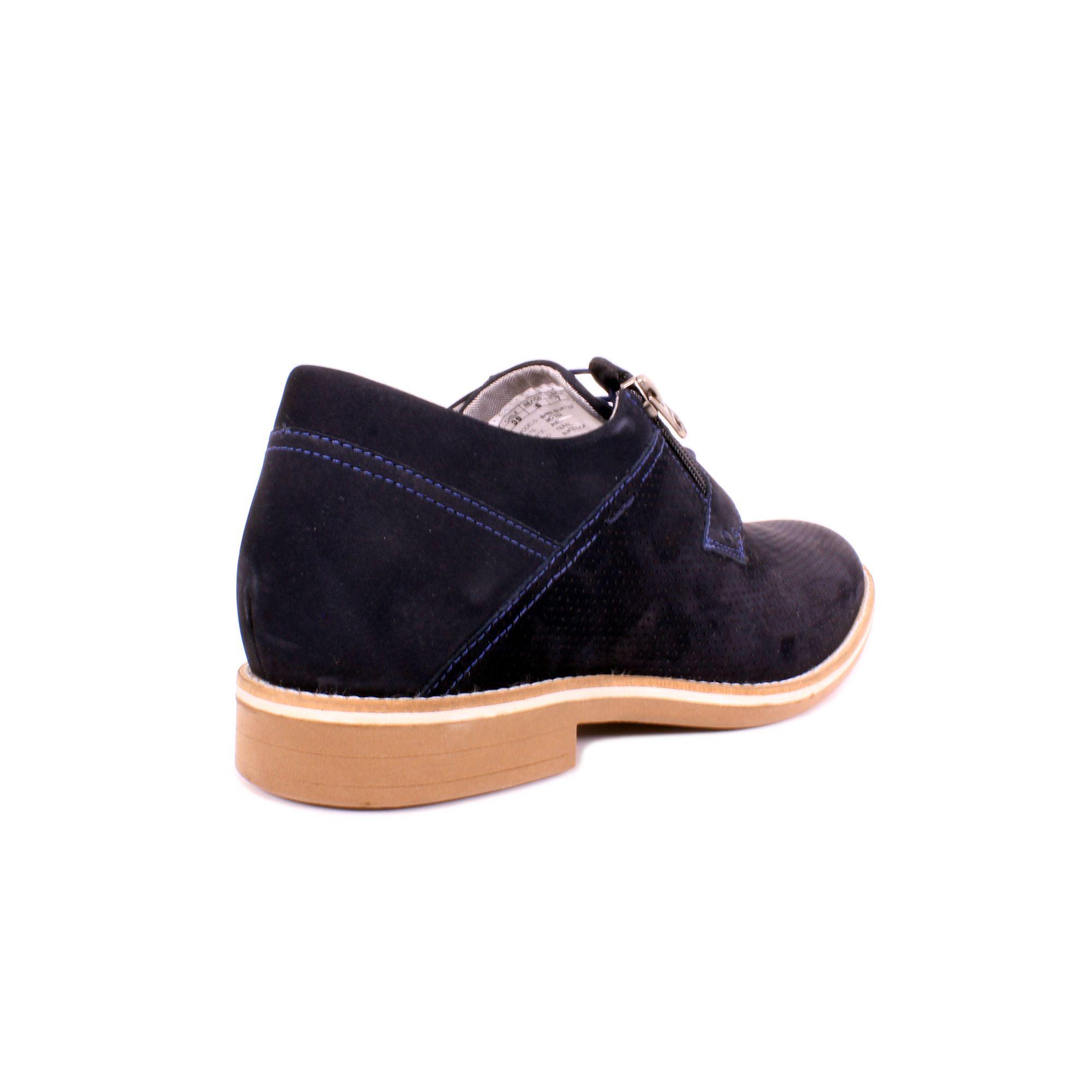 Zapato Casual Break Azul Max Denegri +7cm de Altura_70943