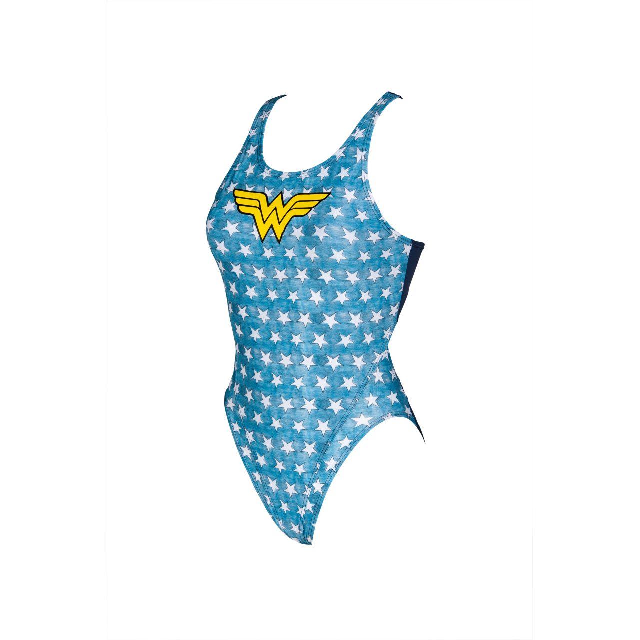 Traje de baño para dama arena Wonder Stars Swim Tech One Piece_77124