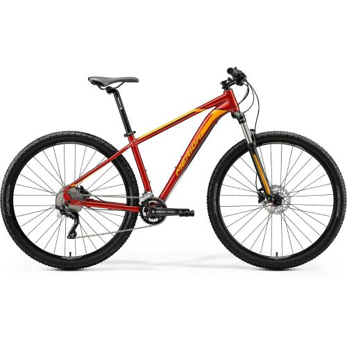 Bicicleta Merida de Montaña Big Nine 80 2020