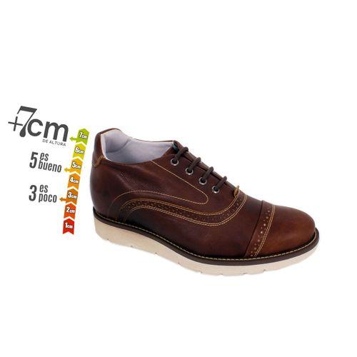 Zapato Casual Casino Café Max Denegri +7cm de Altura