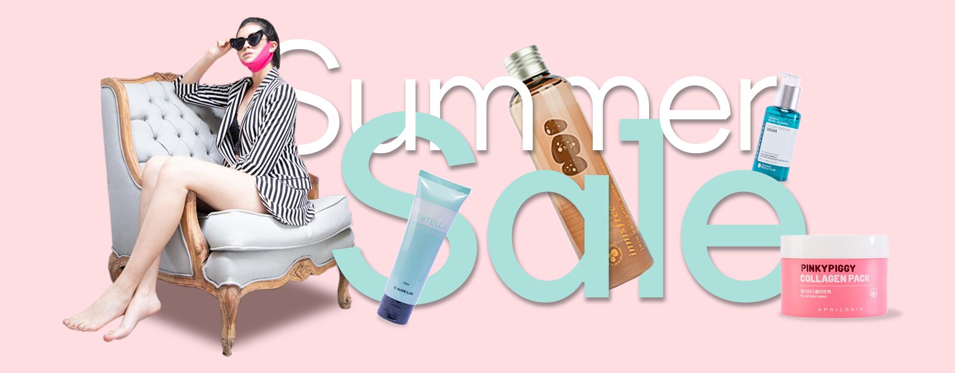 Disfruta las ofertas de la Gran Venta del Lanzamiento de Verano 2019 Biutiko