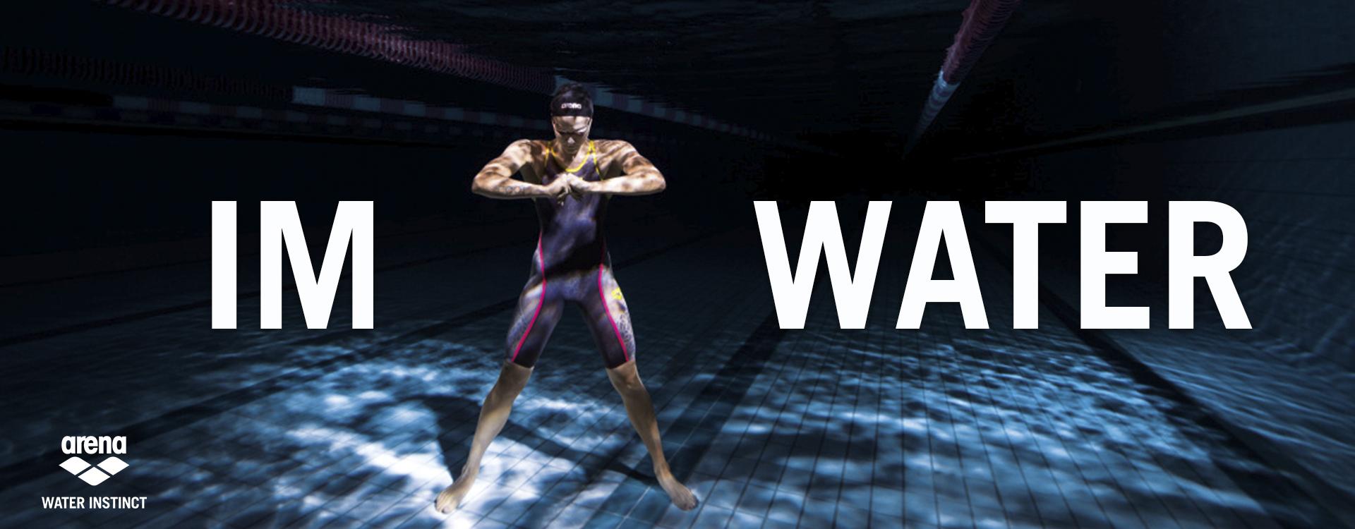 IM WATER arena Swim México I am water tienda en linea artículos para natación