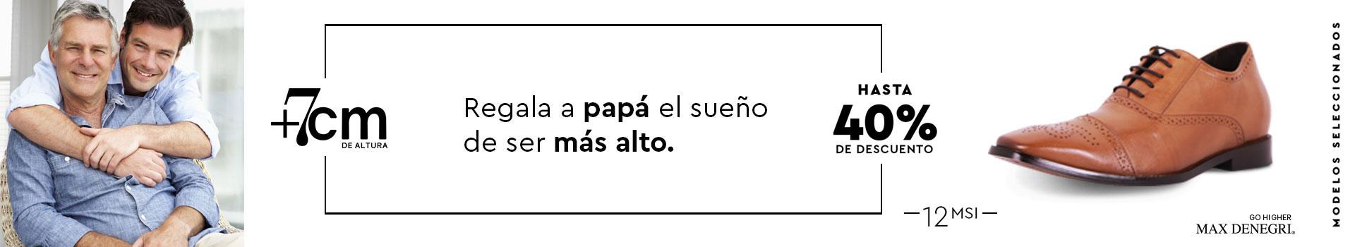 Día del Padre Max Denegri