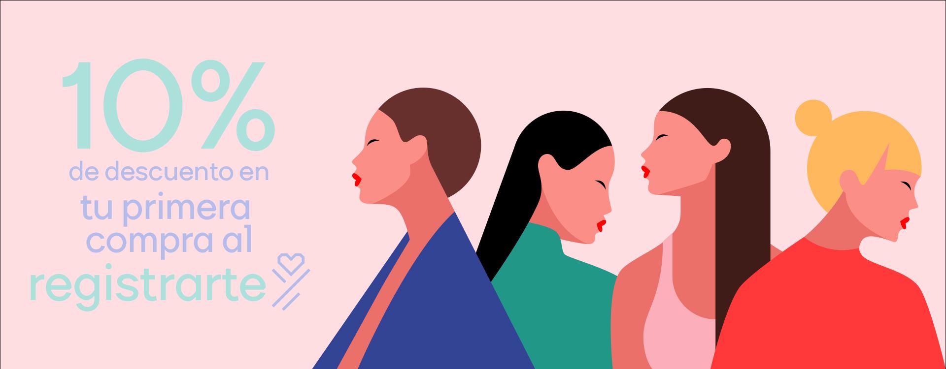Recibe un 10% de descuento en tu primera compra al registrarte, Biutiko Korean Beauty