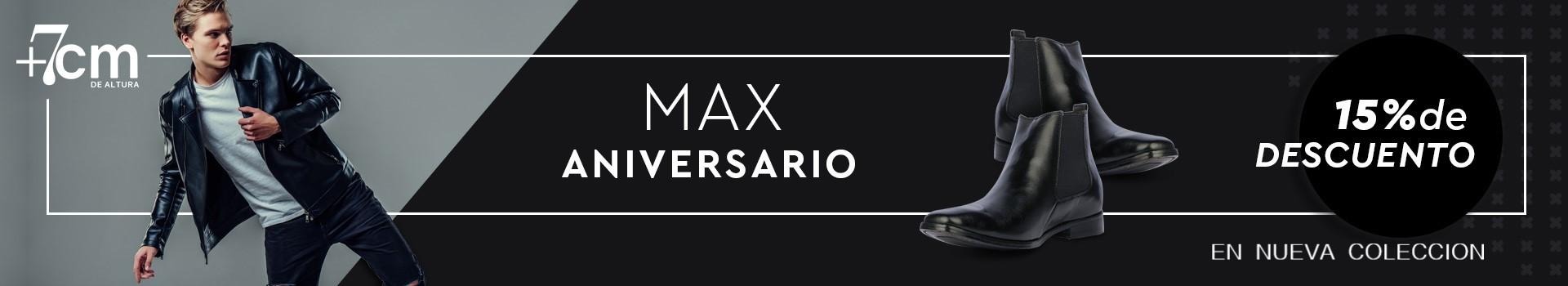 Max Aniversario nueva colección